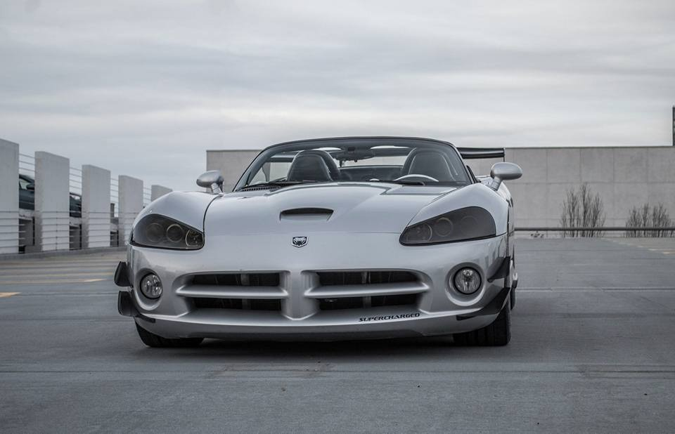 Used 2005 Dodge Viper -STR-10- SUPERCHARGED WITH 754 WHP- CONVERTIBLE | Mundelein, IL