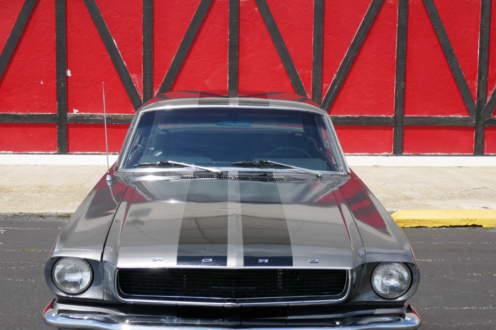 1966 Ford Mustang -FROM TEXAS-V8 302 ENGINE-SEE VIDEO Stock ...