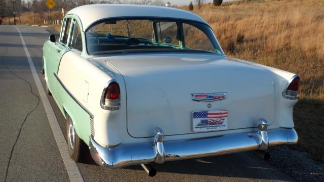Used 1955 Chevrolet Bel Air Chevy Vette Fest Award Winner-SEE VIDEO | Mundelein, IL