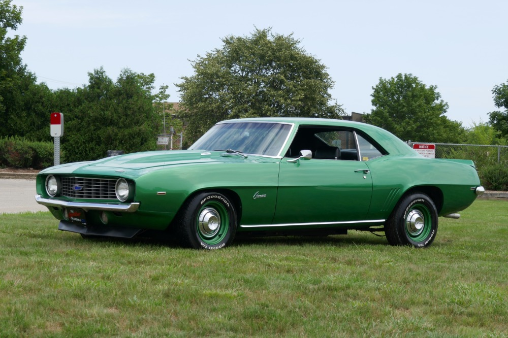 Used 1969 Chevrolet Camaro -COPO CLONE-RESTORED BIG BLOCK-SEE VIDEO | Mundelein, IL