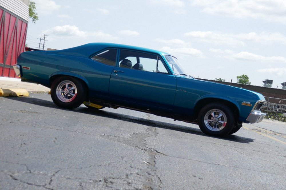 Used 1972 Chevrolet Nova -SS BIG BLOCK 454-MINT CONDITION-SEE VIDEO | Mundelein, IL