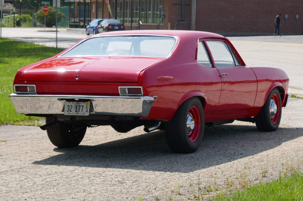 Used 1968 Chevrolet Nova -PRICE DROP!!!-SOLID TEXAS CAR-FRESH 383 - COPO LOOK - SEE VIDEO | Mundelein, IL