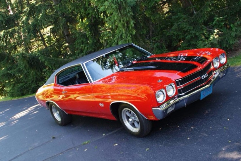 Used 1970 Chevrolet Chevelle -FRAME OFF RESTORED-BIG BLOCK ENGINE-DYNO AT 600HP | Mundelein, IL