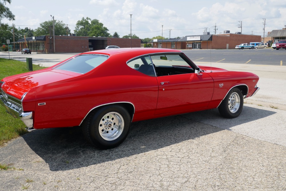 Used 1969 Chevrolet Chevelle -RECENT RESTORATION- REAL SS396 WITH L CODE ON COWL TAG-SEE VIDEO | Mundelein, IL