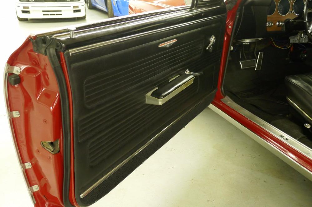 1967 Pontiac GTO -REAL 242 VIN-NUMBERS MATCHING W/ PHS DOCS