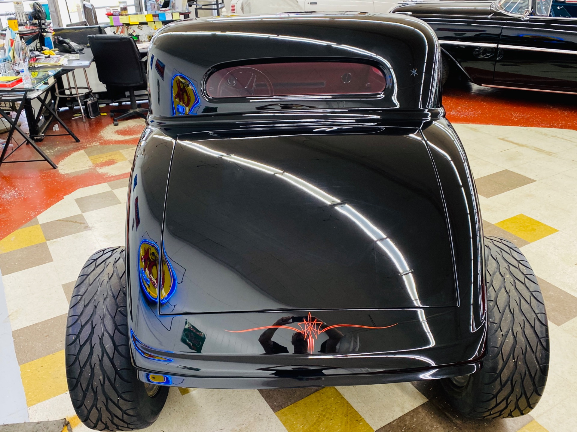 Used 1933 Ford Hot Rod / Street Rod -PRICE DROPPED!!!- LS1 V8 - PAUL ATKINS CUSTOM INTERIOR- SEE VIDEO | Mundelein, IL