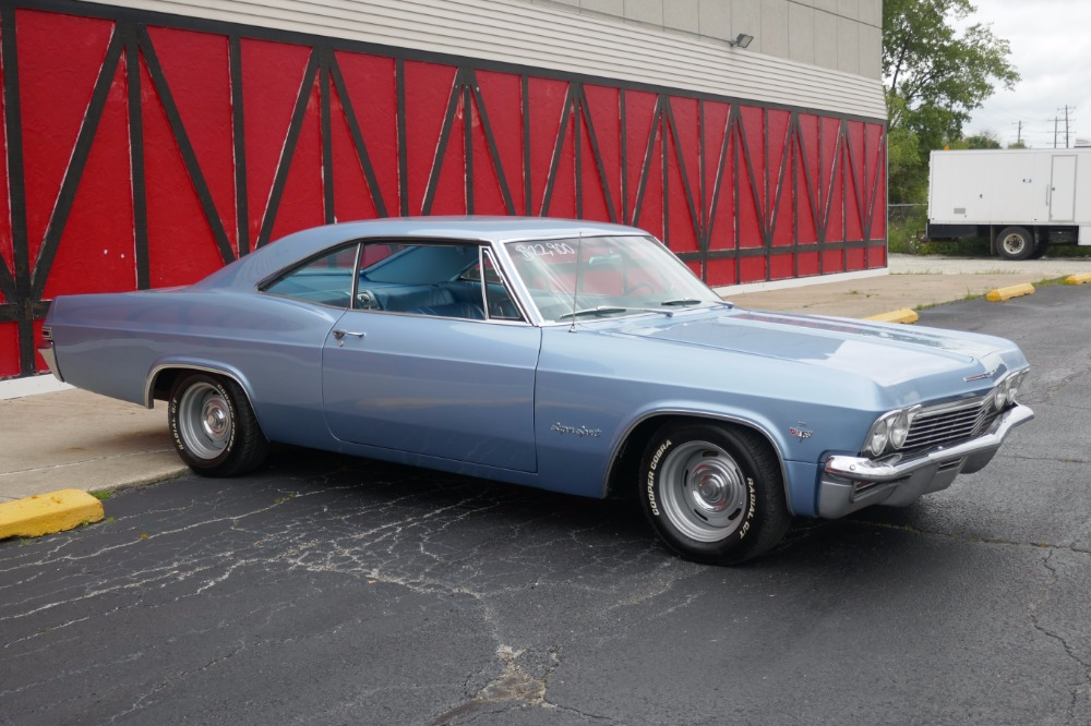 Used 1965 Chevrolet Impala -SUPER SPORT-NUMBERS MATCHING-RUST FREE SOLID DRIVER- SEE VIDEO | Mundelein, IL