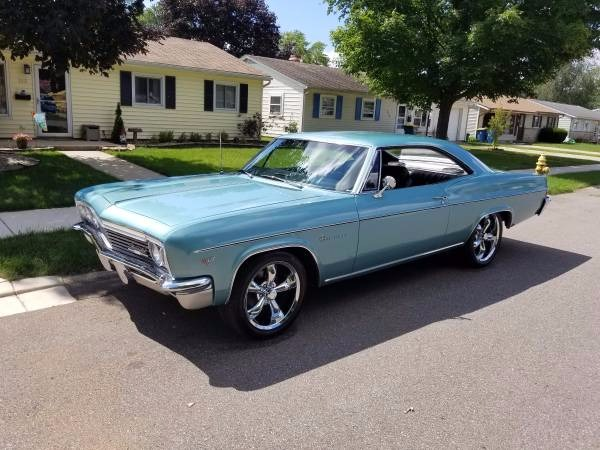 Used 1966 Chevrolet Impala -SWEET CLEAN RIDE- | Mundelein, IL