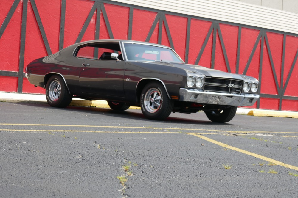 Used 1970 Chevrolet Chevelle -FULL RESTORATION-400HP W/4 SPD-SOLID CLASSIC MUSCLE CAR-SEE VIDEO | Mundelein, IL