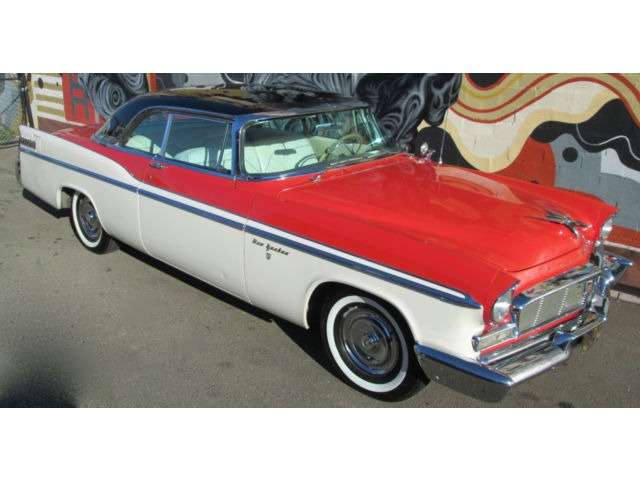 Used 1956 Chrysler New Yorker -ST REGIS COUPE- RARE CALIFORNIA CLASSIC- | Mundelein, IL