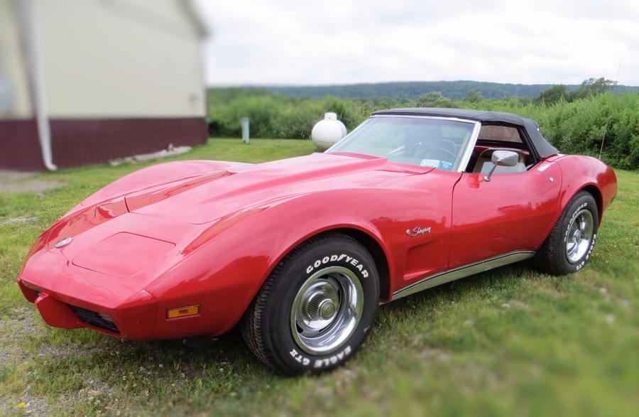 Used 1975 Chevrolet Corvette -NUMBERS MATCHING L48/4SPEED- CONVERTIBLE | Mundelein, IL