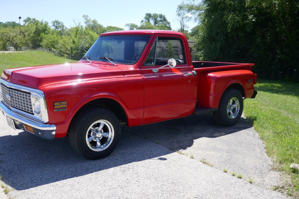 1972 Chevrolet C10 Stepside Classic Pick Up Truck See