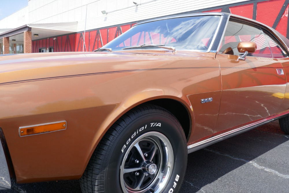 Used 1970 AMC Javelin -SST-44,000 ORIGINAL MILES-SURVIVOR-360 ENGINE-OWNED SINCE 1970- SEE VIDEO | Mundelein, IL