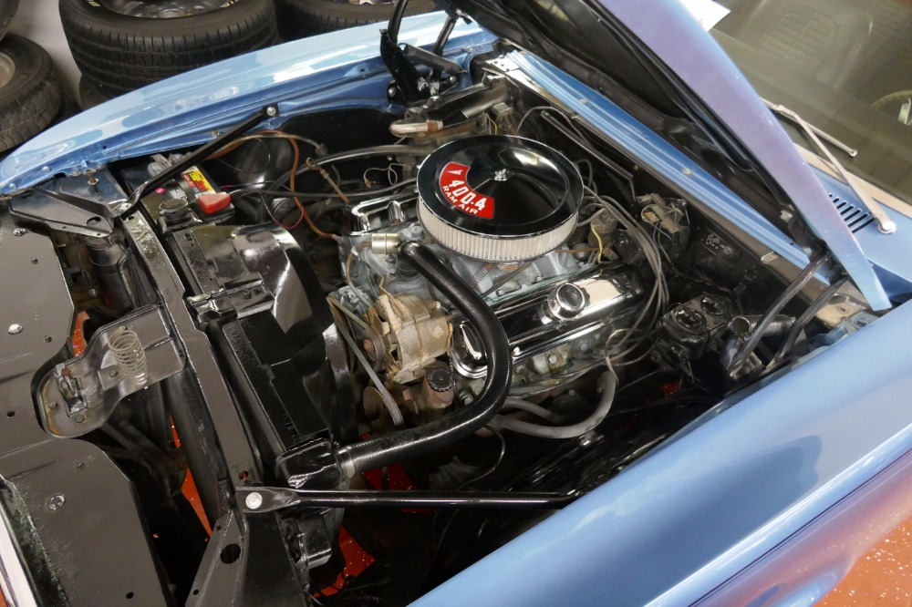 1967 Pontiac Firebird -REAL F-1 CODE-400 ENGINE WITH 4 SPEED