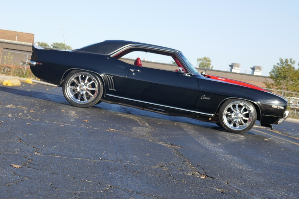 Used 1969 Chevrolet Camaro -Z/28 Tribute-NICE PAINT WITH 4 SPEED-PRO TOURING LOOK- SEE VIDEO | Mundelein, IL