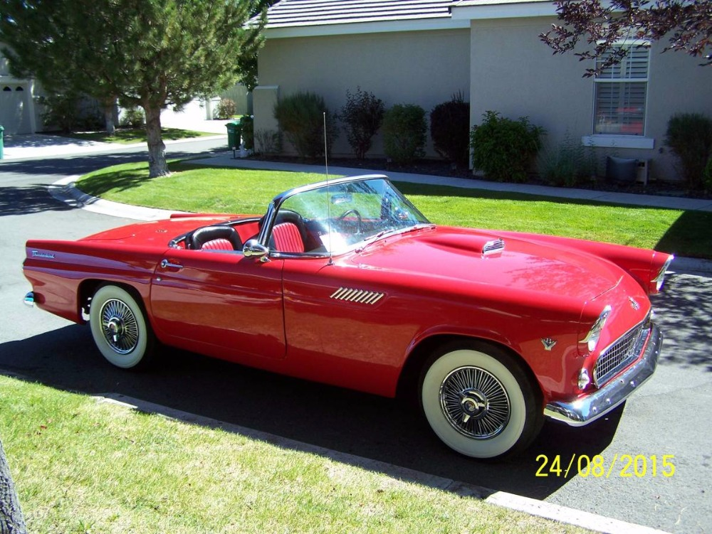1955 ford thunderbird baby birds iconic cars ever built stock 55292nv for sale near. Black Bedroom Furniture Sets. Home Design Ideas