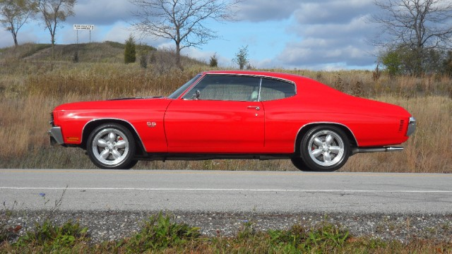 Used 1970 Chevrolet Chevelle SS396-Show Quality-SEE VIDEO | Mundelein, IL