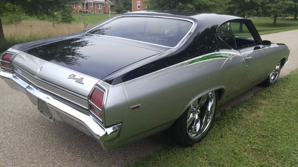 Used 1969 Chevrolet Chevelle -502 BIG BLOCK- CUSTOM LEATHER INTERIOR- SEE VIDEO | Mundelein, IL