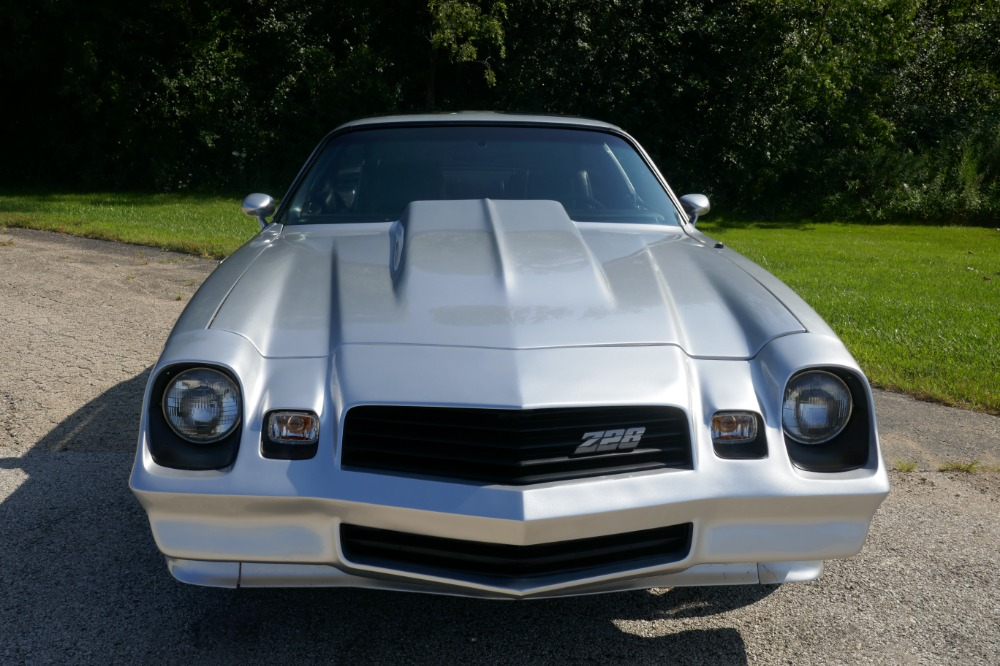 Used 1980 Chevrolet Camaro PRO TOURING-Z28- 383 V8 522HP-T-TOPS- MUST SEE- SEE VIDEO | Mundelein, IL