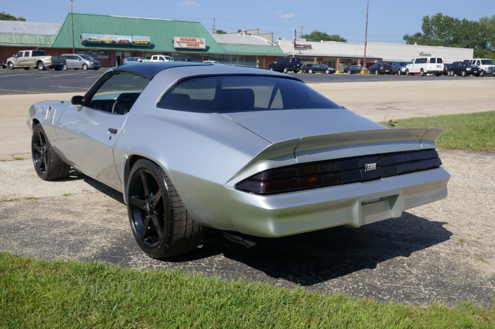 Used 1980 Chevrolet Camaro PRO TOURING-Z28- 383 V8 522HP-T-TOPS- MUST SEE- SEE VIDEO   Mundelein, IL