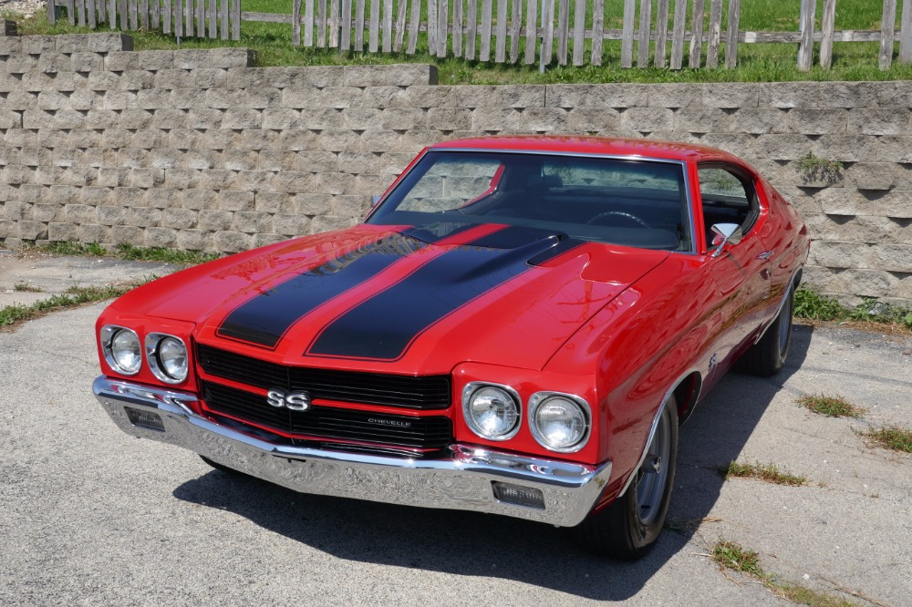 Used 1970 Chevrolet Chevelle -BIG BLOCK 454-FROM CALIFORNIA SOLID DRIVER-SEE VIDEO | Mundelein, IL