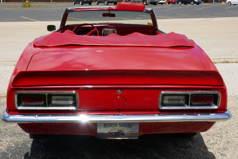 Used 1968 Chevrolet Camaro -NUMBERS MATCHING INVESTMENT GRADE CONVERTIBLE-SEE VIDEO   Mundelein, IL
