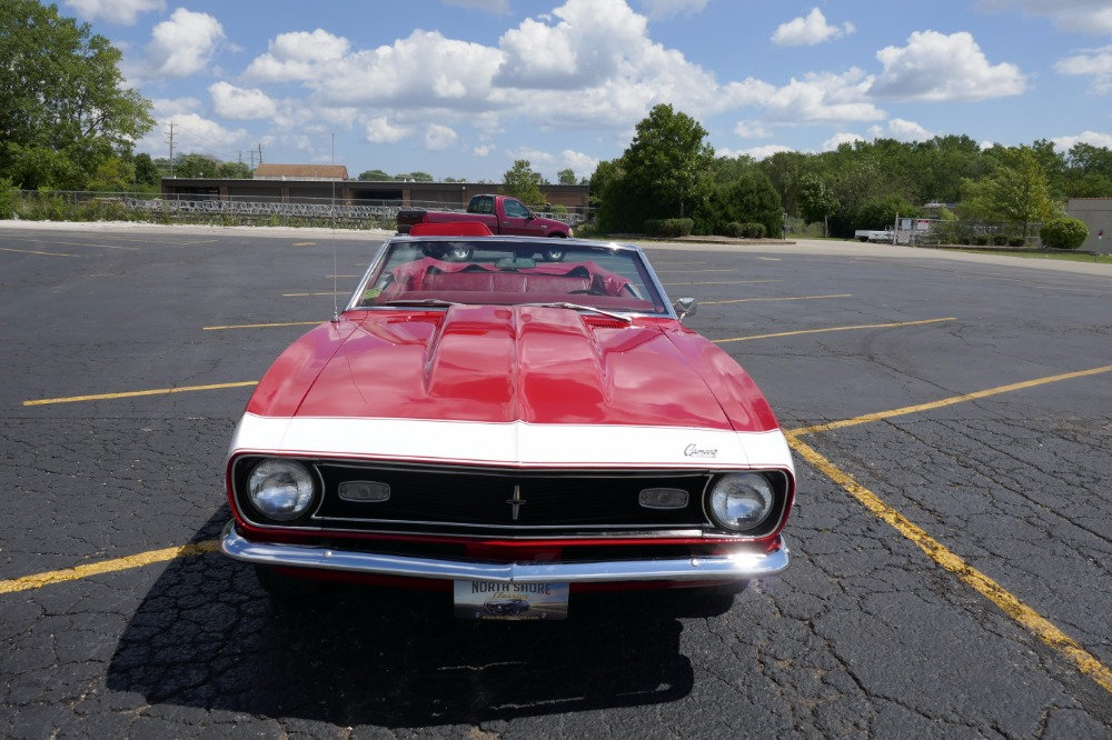 1968 Chevrolet Camaro Numbers Matching Investment Grade