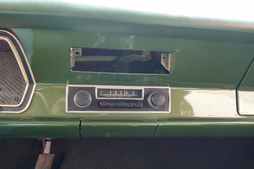 1972 Dodge Demon Factory F3 Code Restored Rare West Coast