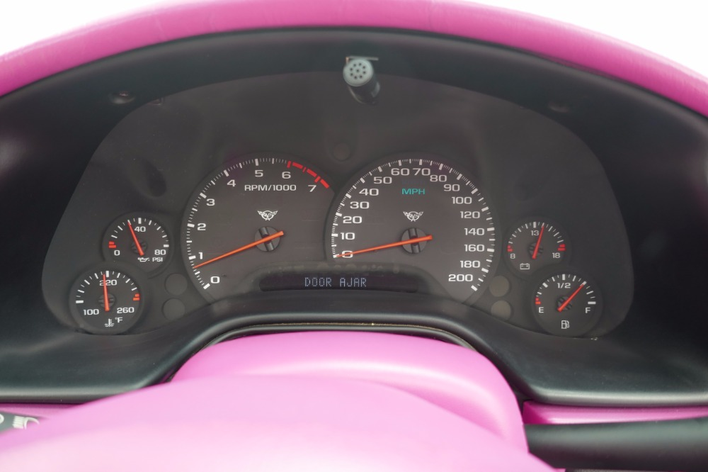 Used 1998 Chevrolet Corvette -CELEBRITY OWNED-C5 CONVERTIBLE 5.7 LS- HOT PINK VETTE- SEE VIDEO | Mundelein, IL
