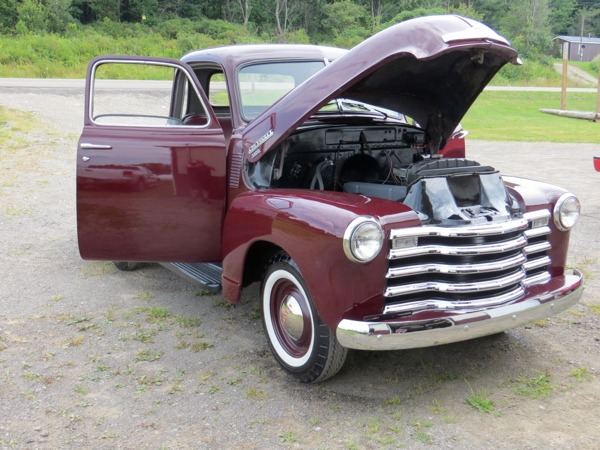 Used 1949 Chevrolet 3100 -CLASSIC 5 WINDOW SHORT BED- PICK-UP TRUCK- | Mundelein, IL