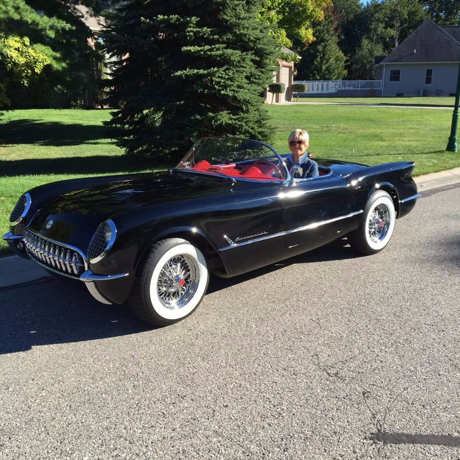 Used 1953 Chevrolet Corvette -CLONE- ASSEMBLED IN 2005-SEE VIDEO | Mundelein, IL