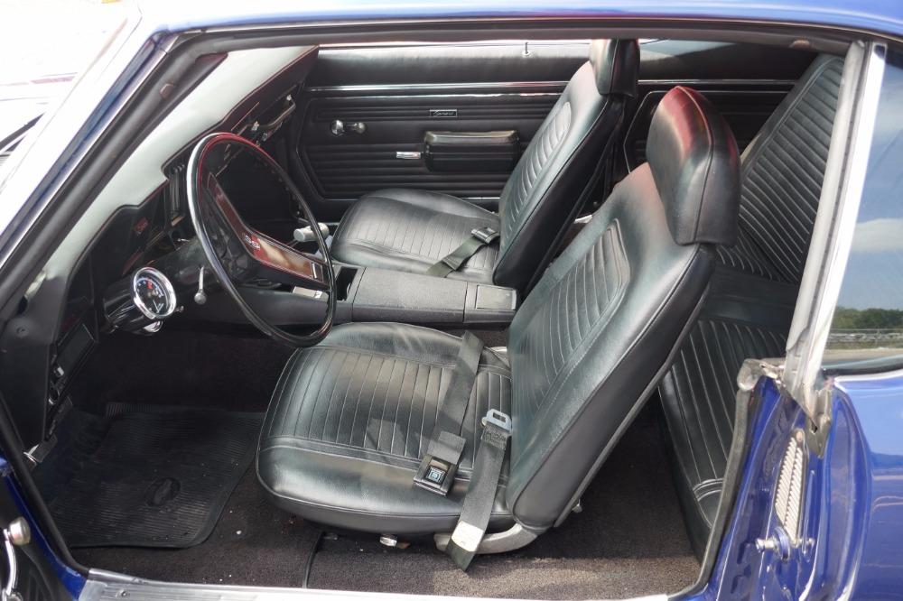 Used 1969 Chevrolet Camaro -VINTAGE A/C - BLUETOOTH- 350/ 4-SPEED- SEE VIDEO   Mundelein, IL