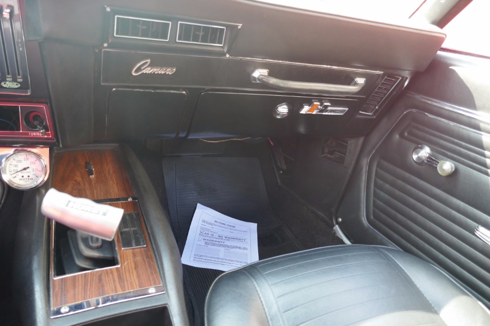 Used 1969 Chevrolet Camaro -VINTAGE A/C - BLUETOOTH- 350/ 4-SPEED- SEE VIDEO | Mundelein, IL