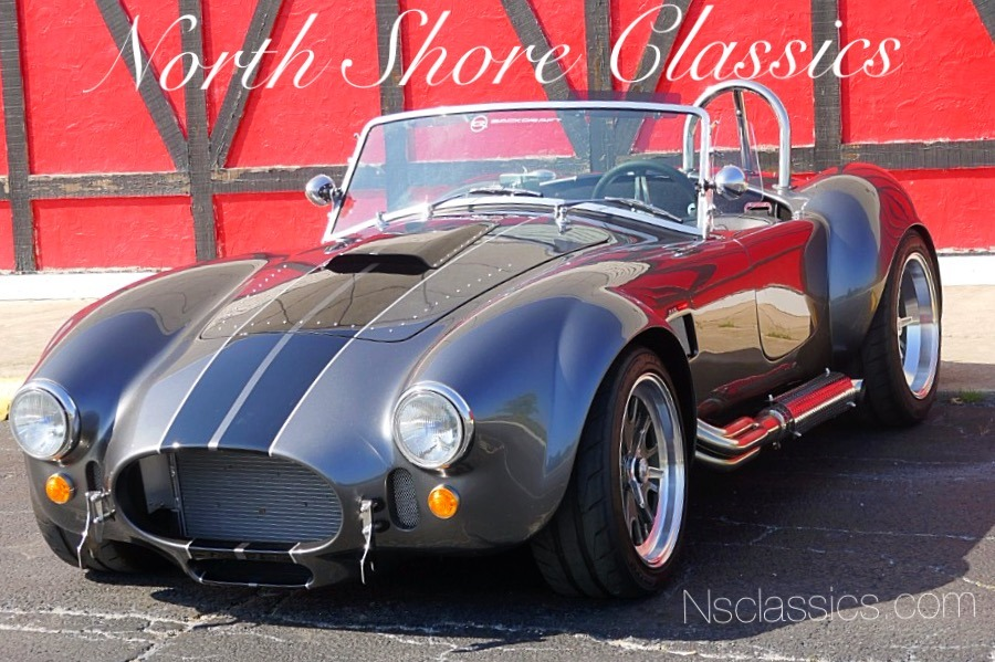1965 Shelby Cobra -RT3 BACKDRAFT ROADSTER-COYOTE ENGINE- MINT
