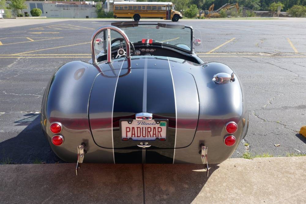 1965 Shelby Cobra Rt3 Backdraft Roadster Coyote Engine