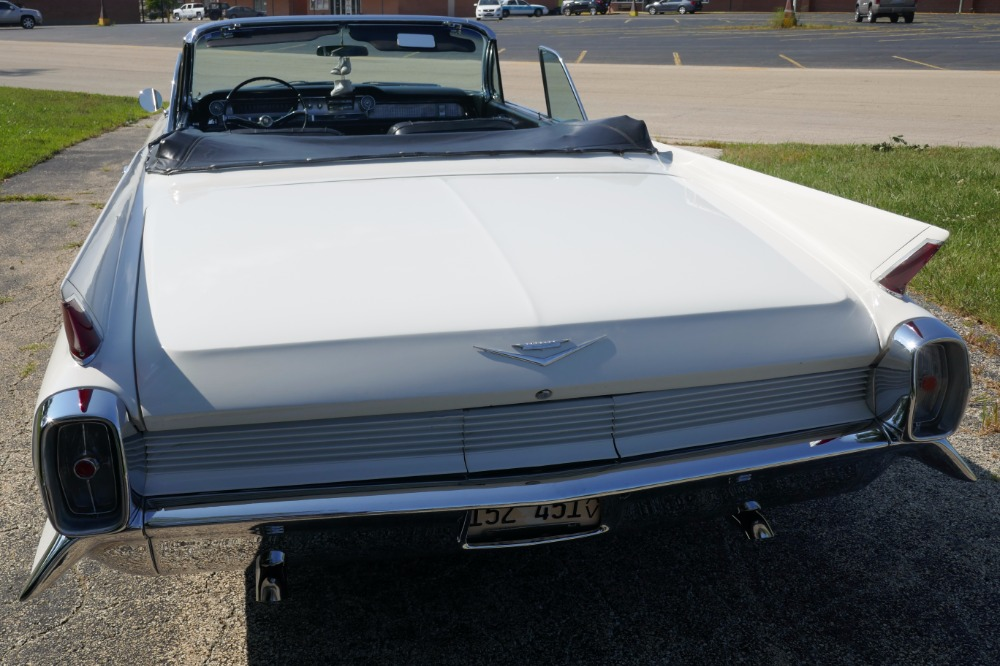 Used 1962 Cadillac Series 62 AWARD WINNING CONVERTIBLE CLASSIC-SEE VIDEO | Mundelein, IL