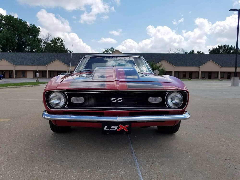 Used 1968 Chevrolet Camaro FUEL INJECTED- 5.3 LS V8/PRO TOURING-SWEET MODERN MUSCLE TOUCH- | Mundelein, IL