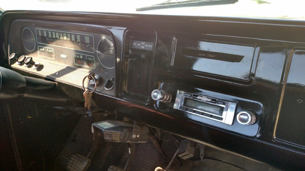 1965 Chevrolet C20 -3/4 TON PICK UP TRUCK -292 6 CYLINDER