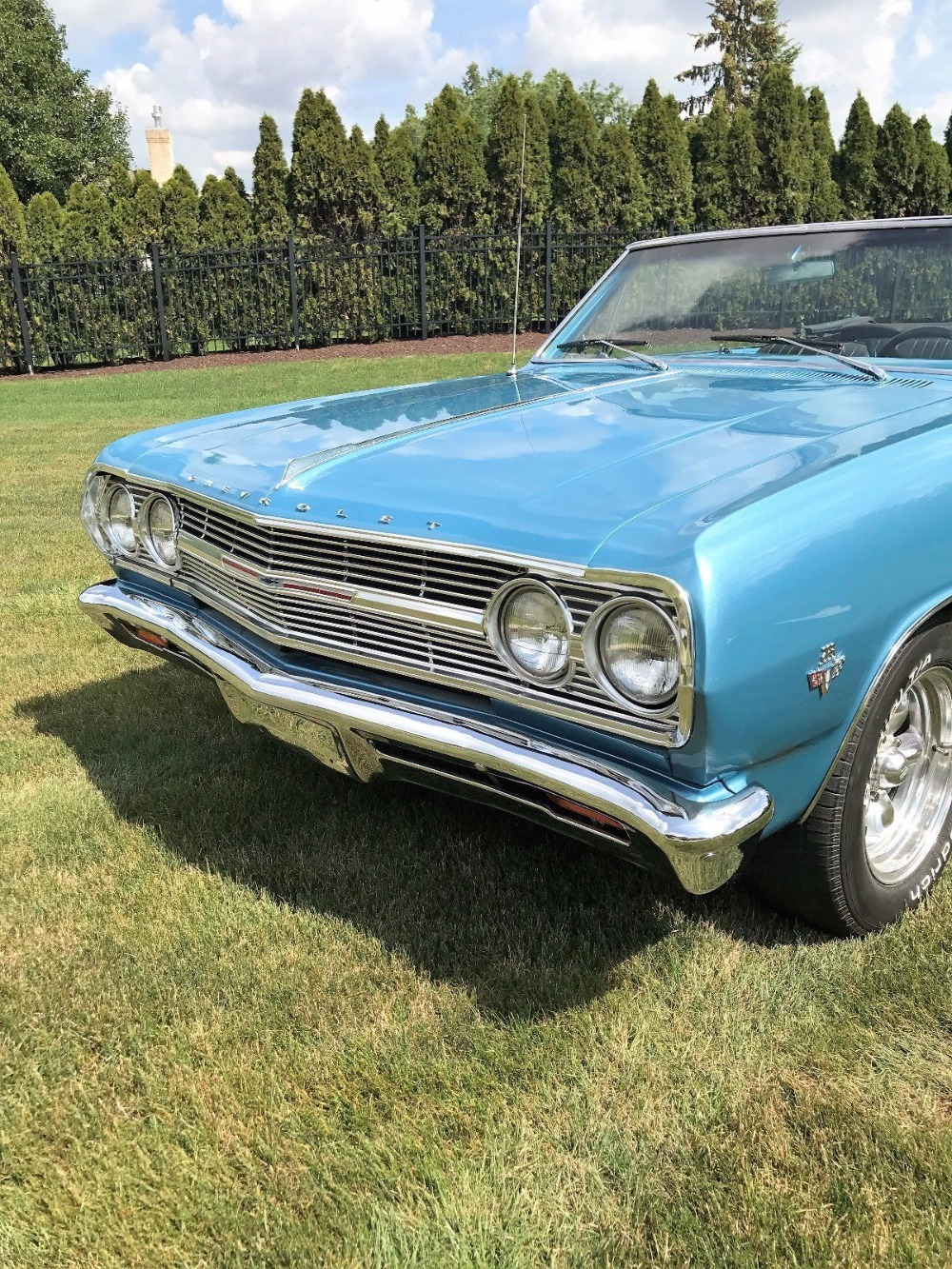 Used 1965 Chevrolet Chevelle Malibu-Summer Fun-Great color combination- Very Reliable- | Mundelein, IL
