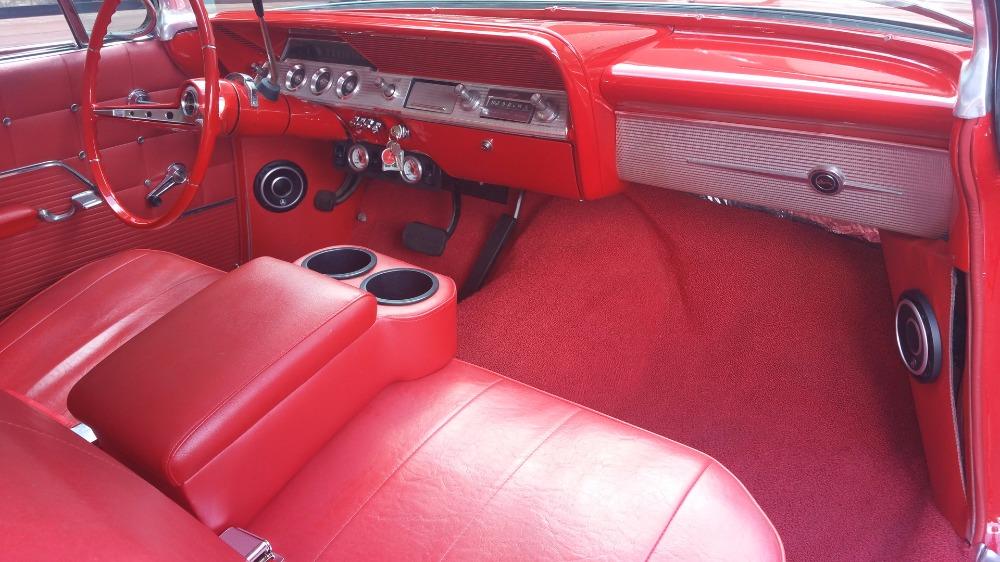 Used 1962 Chevrolet Impala -BLUEPRINTED 350 V8/ AUTOMATIC-PRO TOURING STYLE- | Mundelein, IL