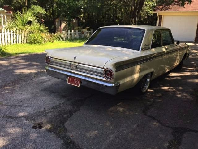 Used 1963 Ford Fairlane 500 2 DOOR HARDTOP 302 V8 AUTOMATIC