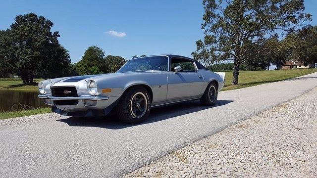 Used 1971 Chevrolet Camaro -PRO TOURING- 550HP | Mundelein, IL