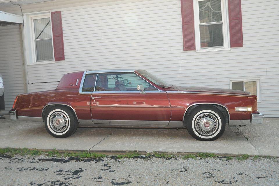Used 1984 Cadillac Eldorado -BIARRITZ EDITION- 48,500 ORIGINAL MILES- | Mundelein, IL