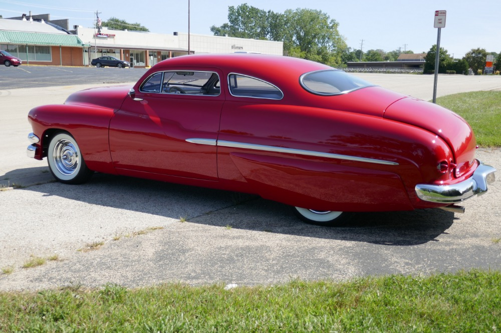 Used 1949 Mercury Hot Rod / Street Rod -CHOPPED TOP BUILT IN CALIFORNIA-1st PLACE WORLD OF WHEELS 2016-SEE VIDEO | Mundelein, IL
