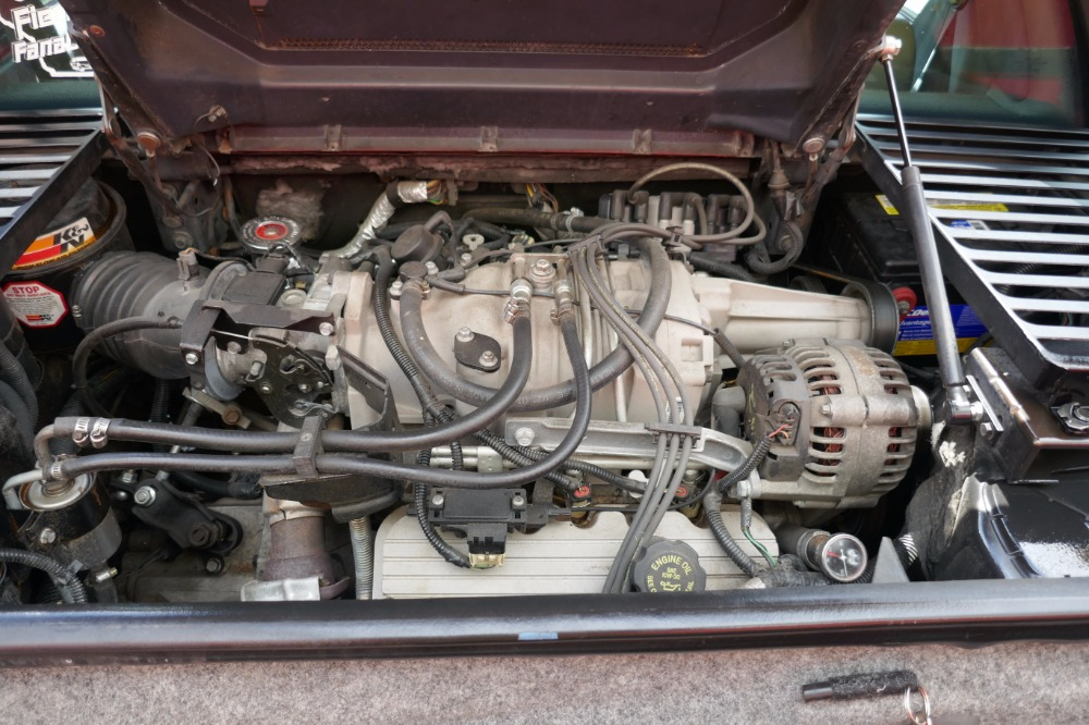 P L on 3800 Series 3 Supercharged Engine