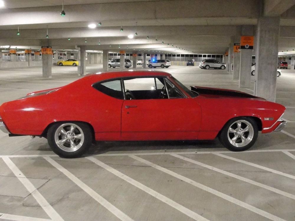 Used 1968 Chevrolet Chevelle -BIG BLOCK 454 WITH ALUMINUM HEADS-MSD IGNITION-STREET BRUISER- | Mundelein, IL