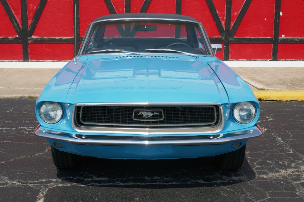 1968 Ford Mustang -289 V8/ C4 AUTOMATIC-CLASSIC MUSCLE CAR-SEE ...