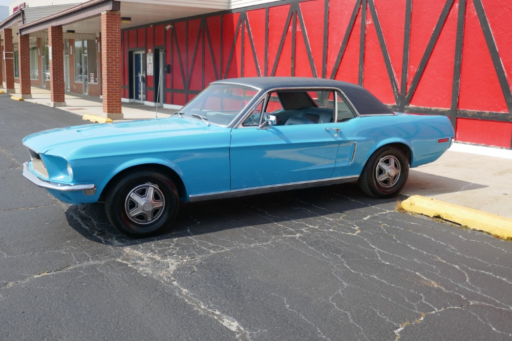 1968 Ford Mustang -289 V8/ C4 AUTOMATIC-CLASSIC MUSCLE CAR-SEE VIDEO ...