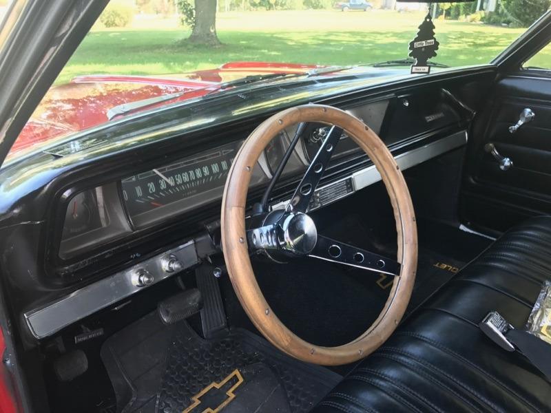Used 1966 Chevrolet Impala -CONVERTIBLE- 327 -   Mundelein, IL