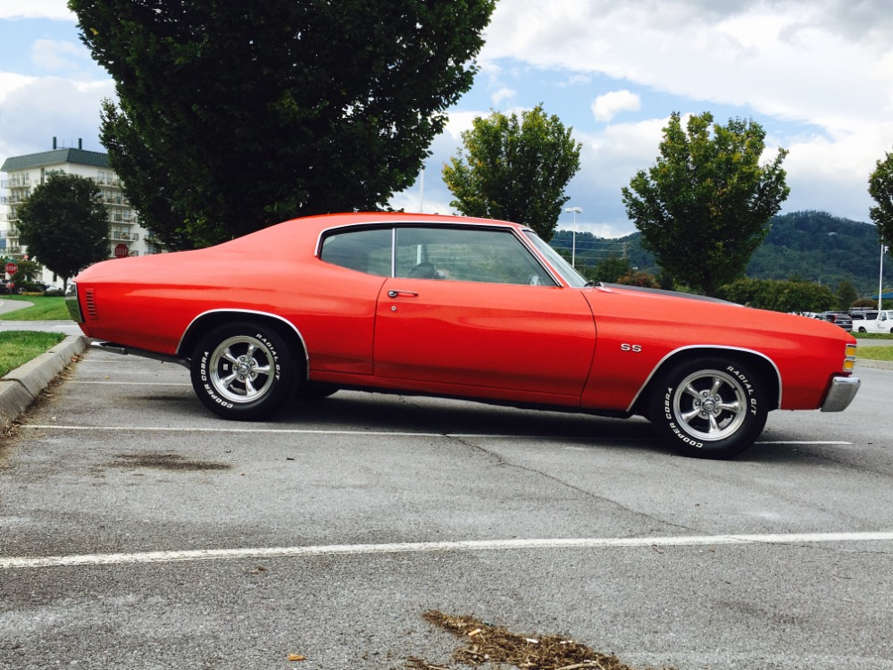 Used 1971 Chevrolet Chevelle -SS Trim NICE RED PAINT-GREAT RELIABLE MUSCLE CAR- SEE VIDEO | Mundelein, IL
